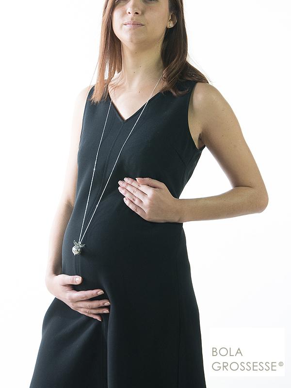 cadeau femme enceinte bola cimahi argent. Black Bedroom Furniture Sets. Home Design Ideas