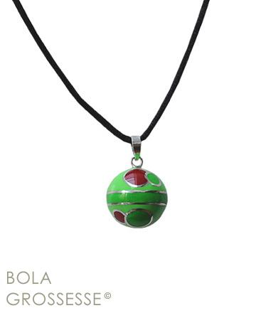 Bola pokok plein de couleurs en argent - Bola de grossesse original ...